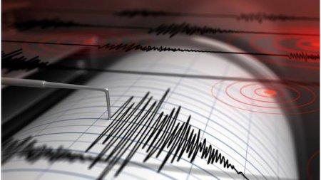 Cutremur de mare adancime in zona Vrancea. Seismul a fost resimtit in mai multe orase