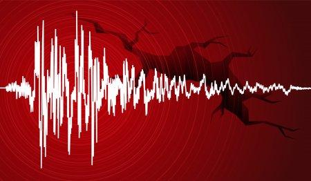 Cutremur in Romania in miezul noptii. Ce magnitudine a avut si unde s-a simtit seismul