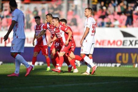Dinamovistii, incurajati inainte de meciul cu Rapid: Sper sa inteleaga asta si sa avem un derby frumos