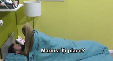 Mireasa 2021, sezonul 4. Maria si Marius, comportament la limita regulamentului. Ce s-a intamplat intre cei doi