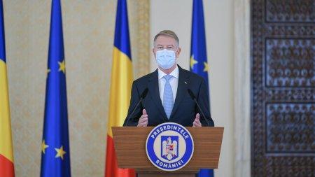 Klaus Iohannis, apel la vaccinare: Vorbim despre o catastrofa, o situatie disperata