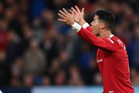 Cristiano Ronaldo, dezlantuit inainte de Liverpool - Manchester United: Va inchid eu gura » Ce l-a deranjat pe portughez