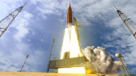 NASA a anuntat cand vor debuta zborurile fara echipaj in jurul Lunii