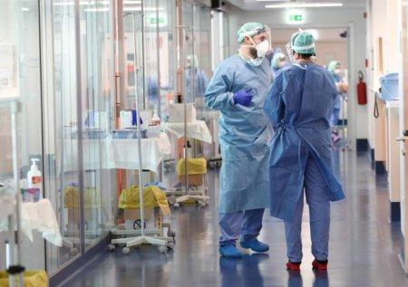 Un nou focar de COVID la Spitalul Judetean din Galati. Este al saptelea din valul patru