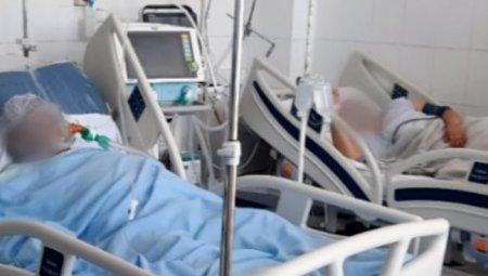 Un tanar a fost intubat in ziua in care sotia sa nastea si a murit inainte sa afle ca a devenit tata. Era internat in sectia ATI Covid de la Spitalul Judetean Pitesti