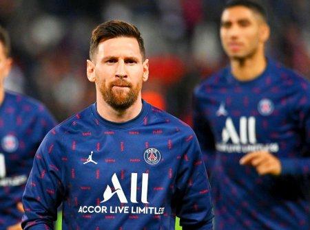 Messi ar vrea sa-l dea afara pe Icardi pentru a aduce un jucator genial la PSG