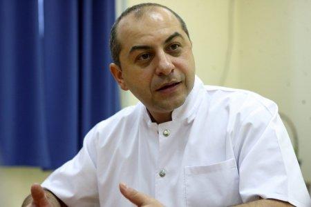 Catalin Cirstoiu, managerul Spitalului Universitar din Bucuresti: La 400-500 de decese pe zi, Romania pierde in fiecare zi un sat
