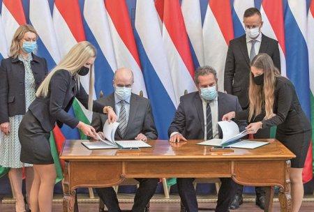 De ce Ungaria, in plina criza de energie, a exportat gaze naturale si curent electric Romaniei, un stat cu gaze, carbuni, energie hidro, eoliana, solara si nucleara