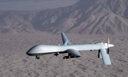 Un lider Al-Qaida din Siria a fost ucis intr-un atac cu drona