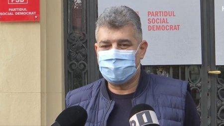 Ciolacu: Romania nu are nevoie acum de un Guvern minoritar, ci de unul stabil. Suntem la rascruce de <span style='background:#EDF514'>DRUM</span>uri