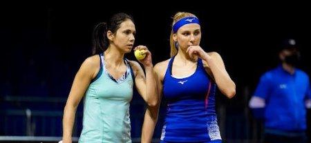 Raluca <span style='background:#EDF514'>OLARU</span> a pierdut finala de dublu de la Moscova