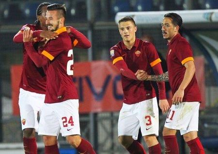 Dinamovistul scolit de Francesco Totti ii ameninta pe rapidisti: Eu nu musc, dar <span style='background:#EDF514'>GOLURI</span>!
