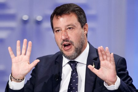 Matteo Salvini ia in deradere chemarea lui Richard Gere in instanta ca sa depuna marturie contra lui