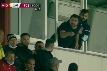 Final de infarct in CS Mioveni - FC Botosani: Hategan a comis o greseala uriasa, apoi Croitoru a facut scandal!