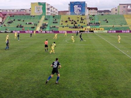 CS Mioveni - FC Botosani 1-1. <span style='background:#EDF514'>GAZDE</span>le au ratat victoria la ultima faza