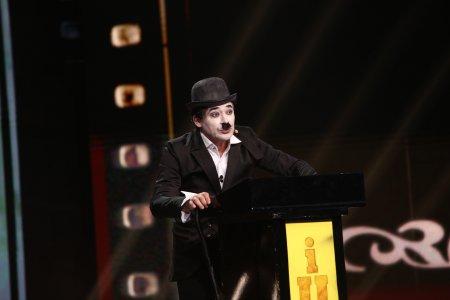 iUmor, 23 octombrie 2021. Charlie Chaplin, invitatul special al serii. A facut un moment de roast despre vedetele din Romania