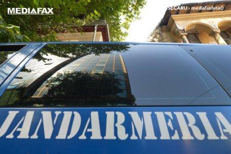 Incident la meciul de fotbal Dinamo - Rapid, cercetat de Jandarmerie
