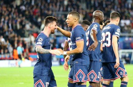 Marseille - PSG » Clasic si in Ligue 1! Messi si Mbappe, anuntati titulari
