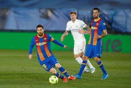 El Clasico, pentru prima oara din 2007 fara Ronaldo si fara Messi