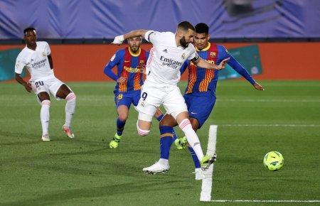 <span style='background:#EDF514'>BARCELONA</span> - Real Madrid: Galacticii sunt favoriti in primul El Clasico fara Messi! Trei PONTURI pentru super confruntarea de pe Camp Nou