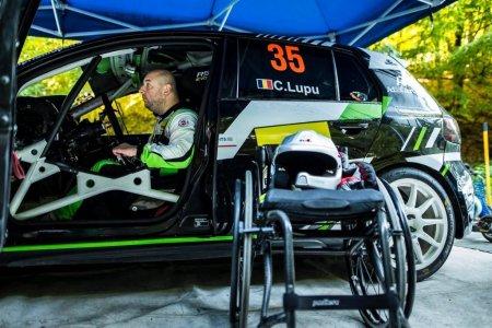 <span style='background:#EDF514'>DRUM</span>ul spre victorie al singurului pilot de curse in scaun rulant din Romania: Cel mai mult m-a motivat ca nu voiam sa devin o povara pentru familie