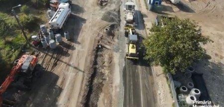 Cel mai mare proiect de infrastructura din Timisoara. 24 de milioane de euro pentru un bulevard spectaculos VIDEO