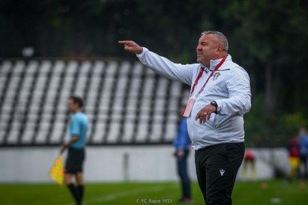 Mihai Iosif, multumit de remiza cu Dinamo: Mi-a intrat glontul un pic. Atmosfera a fost de Bacovia (Video)