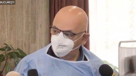Raed Arafat, despre pacientii in stare grava care <span style='background:#EDF514'>REFUZ</span>a internarea: Se autocondamna la moarte