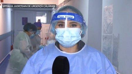 Managerul Spitalului Judetean de Urgenta Calarasi: Pe ATI nu mai este niciun pat liber