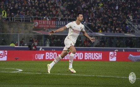 Gol si autogol pentru Ibrahimovic in Serie A