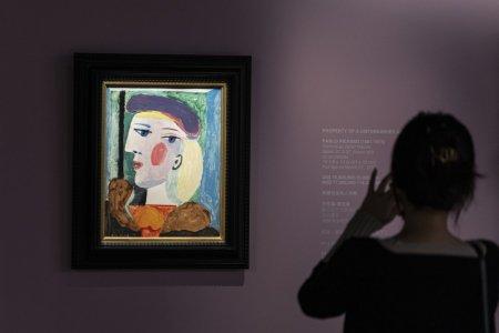 11 lucrari de Picasso care apartineau MGM, vandute la licitatie cu aproape 110 milioane de dolari