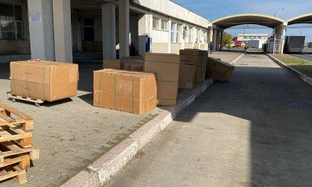 Trei tone de tutun neprelucrat si peste 500 de pachete de tigari, confiscate, in doua zile, in Vama Giurgiu