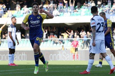 Lazio, facuta praf de fiul lui Simeone la primul meci stagional al lui Ștefan Radu! Poker de senzatie