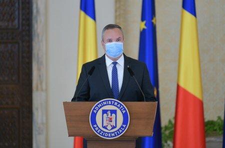 PNL anunta discutii intre premierul desemnat Nicolae Ciuca si USR