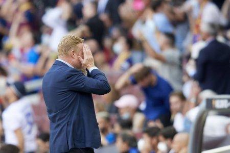 KO(eman) » Cifre dezastruoase pentru antrenorul Barcelonei: Sa vina Xavi!