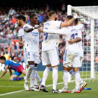 Real Madrid, victorie pe Nou Camp in El Clasico