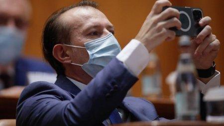 Florin Citu ii pune bete in roate premierului desemnat Nicolae Ciuca