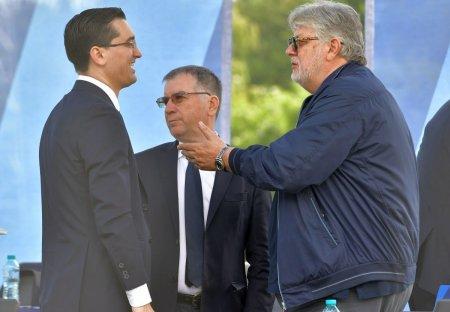 Gino e cu Burleanu acum! Promisiunea care a pus batista pe tambal in conflictul LPF-FRF