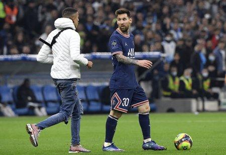 Remiza fara goluri in Clasicul Frantei. Messi aparat de scutieri