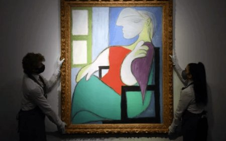 11 lucrari de Picasso, vandute la licitatie cu o suma uriasa