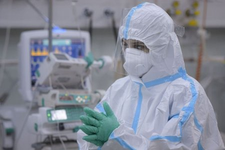 Coronavirus in Romania, 25 octombrie. Peste 20.000 de bolnavi COVID, internati in spitale