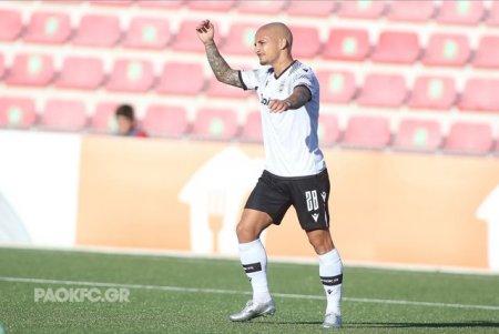 Mitrita s-a accidentat in derby-ul cu Olympiakos si poate rata nationala