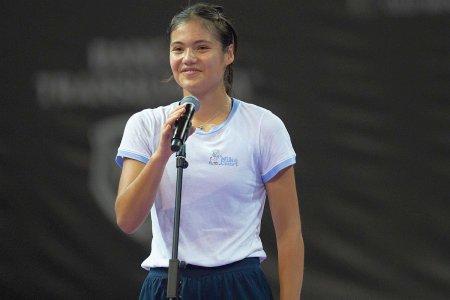 Emma Raducanu, gata de primele meciuri de la Transylvania Open: Totul e mai rapid dupa US Open! Sunt inca noua in circuit