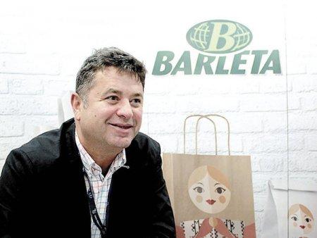 Antreprenori locali. Fabrica Barleta din Bacau investeste 4 milioane de euro in extinderea productiei. Lucram la capacitate <span style='background:#EDF514'>MAXIM</span>a