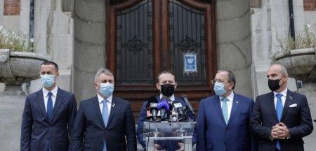 Bilant. O luna cu <span style='background:#EDF514'>FLORI</span>n Citu la sefia PNL: Guvernul a fost demis, sefia Camerei, pierduta, partidul negociaza cu PSD, iar Orban pregateste ruperea formatiunii