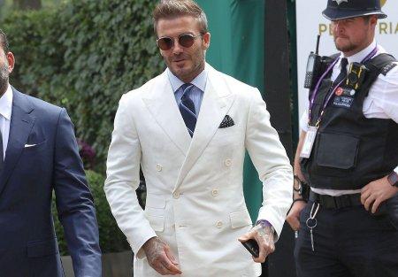 David Beckham da lovitura! Va incasa o suma uriasa pentru a fi imaginea Campionatului Mondial din Qatar