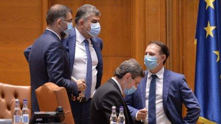 Culisele intalnirii PSD - PNL. Cum au negociat Ciolacu si Citu sustinerea Guvernului Ciuca, la Vila Lac
