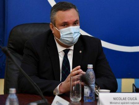 Nicolae Ciuca este in cautare de sustinere pentru un guvern minoritar. Cu cine discuta premierul desemnat