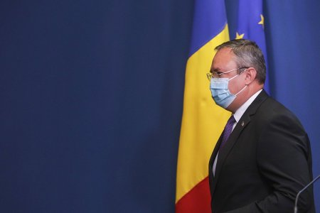 <span style='background:#EDF514'>NICOLA</span>e Ciuca negociaza cu Dacian Ciolos:  Cautam sustinere pentru un guvern minoritar