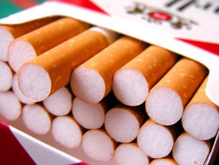 A crescut contrabanda cu tigari